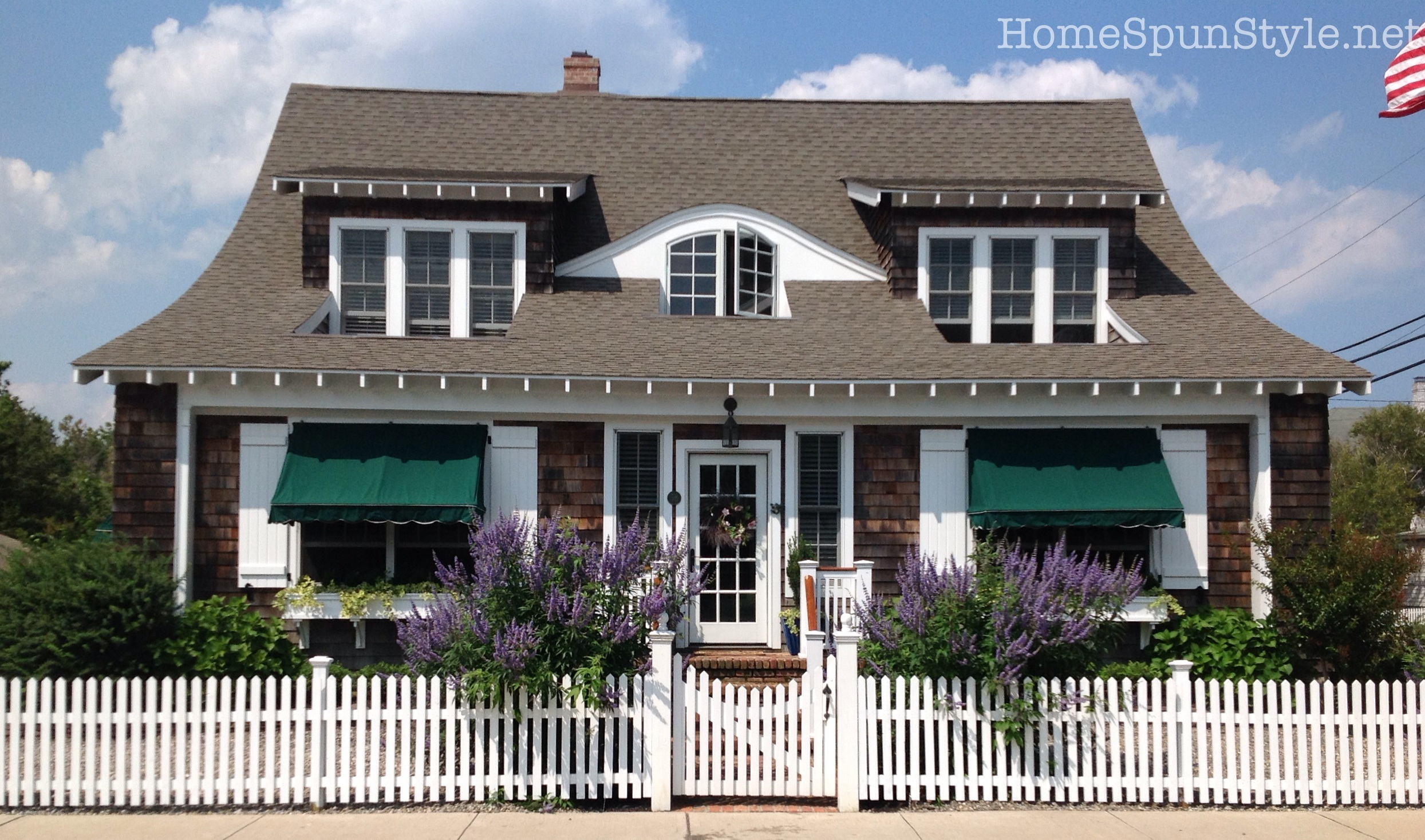 Awnings and Porch Valances – Home Spun Style