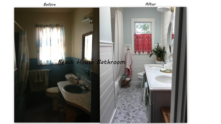 beachhousebathroombeforeafter